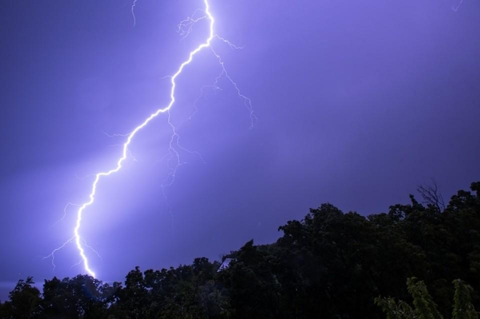 В Смоленской области пройдут дожди и грозы в четверг. Фото: ГУ МЧС России по Смоленской обалсти.