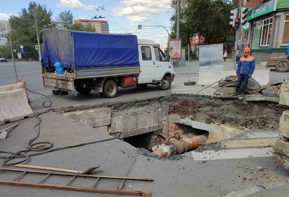 Фото: Комитет дорожного хозяйства Челябинска.