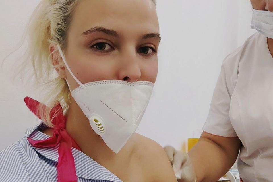 Как поставить вторую часть вакцины «Спутник V» в Ростове. Фото: КАКАСЬЕВА Александра.
