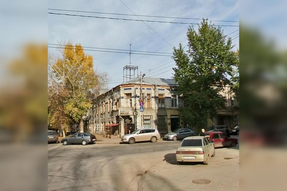 Дом на ул. Льва Толстого, 44 - объект культурного наследия. Фото: Яндекс.Карты