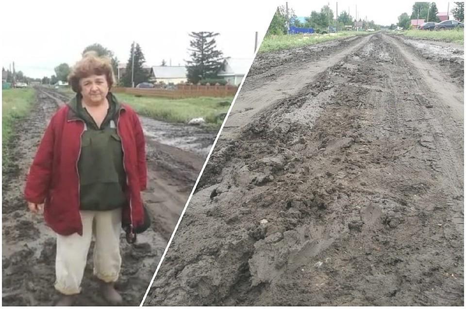 Местный депутат Ирина Дроздова говорит: за время переписок с многочисленными инстанциями стоимость ремонта улицы подорожала с 43 до 53 млн рублей.