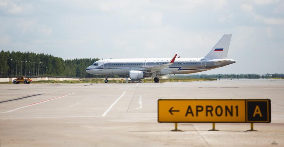 В Пулково задержали рейсы между Петербургом и Москвой из-за ливня в столице
