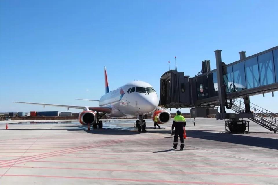Рейсы пришлось задержать из-за затопления аэропорта Шереметьева