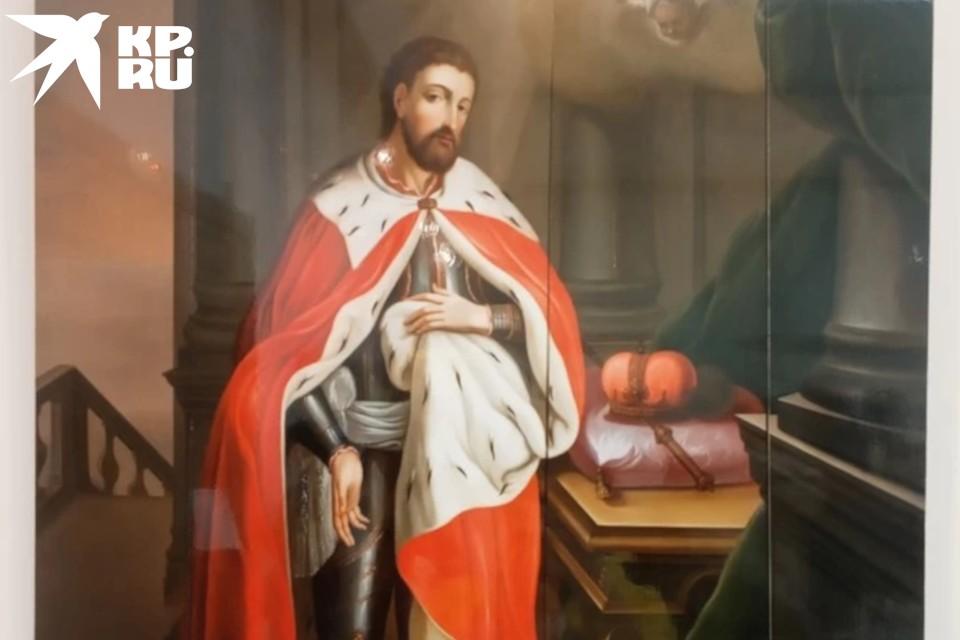 В 2021 году празднуется 800-летие со дня рождения Александра Невского.