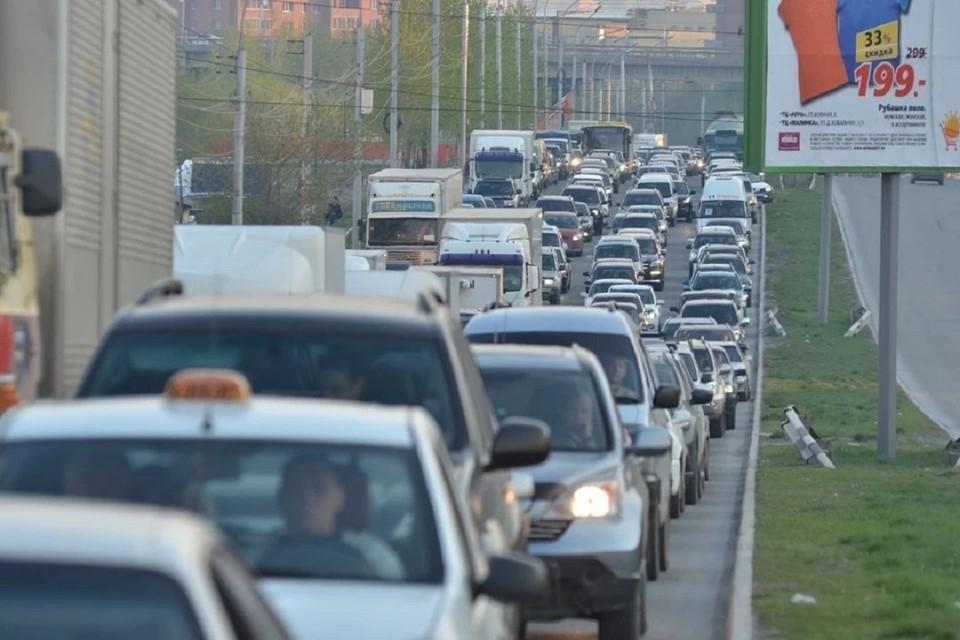 Рассказываем про пробки в Новосибирске на утро 16 июля 2021 года.