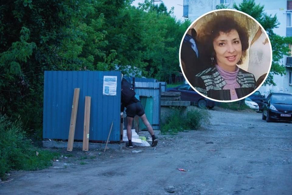 Расследование началось с неприятной находки в контейнерных баках на ул. Усатого, 16, в Фокино