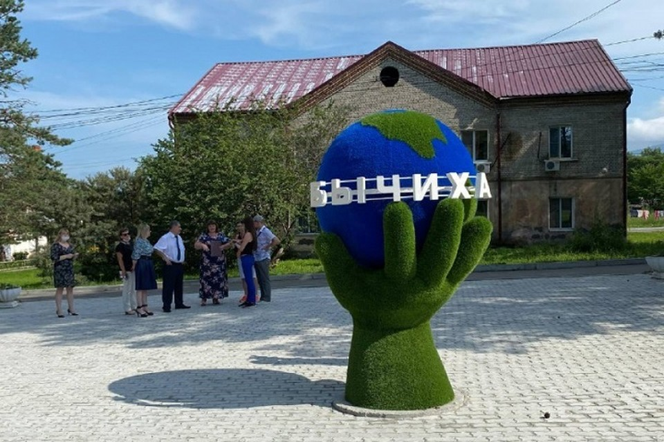 Хабаровский край становится краше благодаря нацпроекту