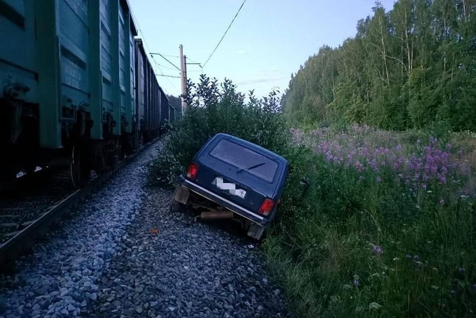 В ВАЗе не было никого не было Фото: Уральская транспортная прокуратура