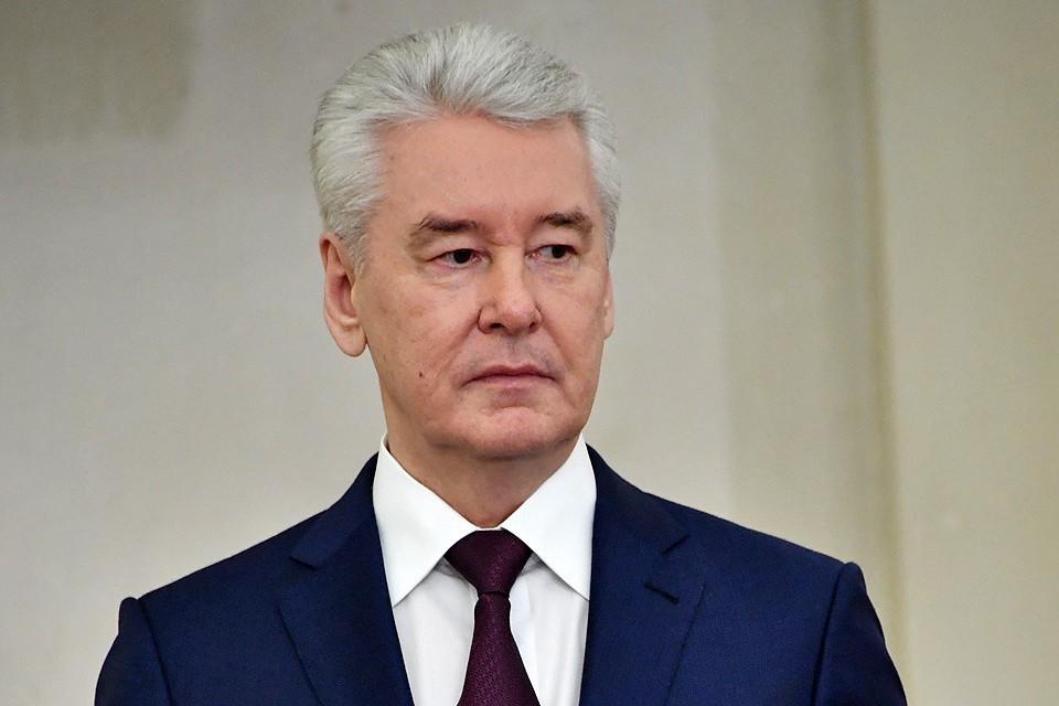 Собянин подписал указ о возобновлении с 19 июля работы заведений общепита в ночное время