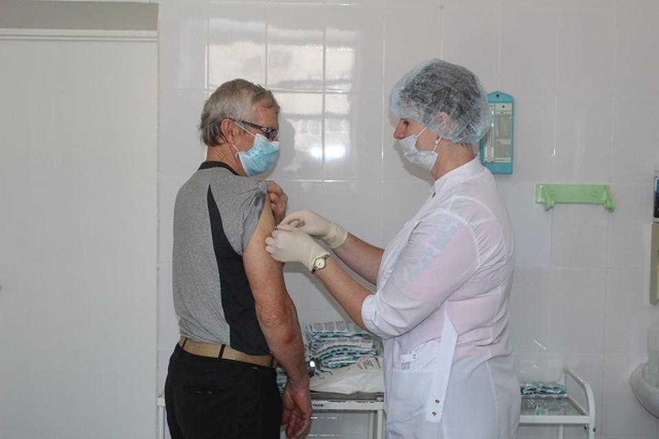 До введения обязательной вакцинации прививочная кампания в области проходила вполне спокойно