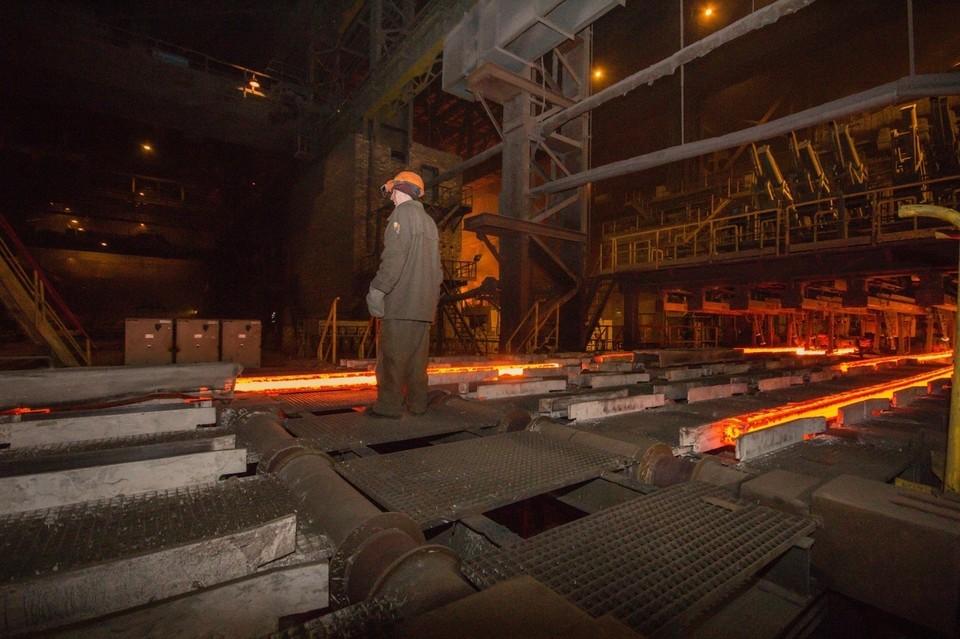 В ЛНР чествовали металлургов Республики (архивное фото)