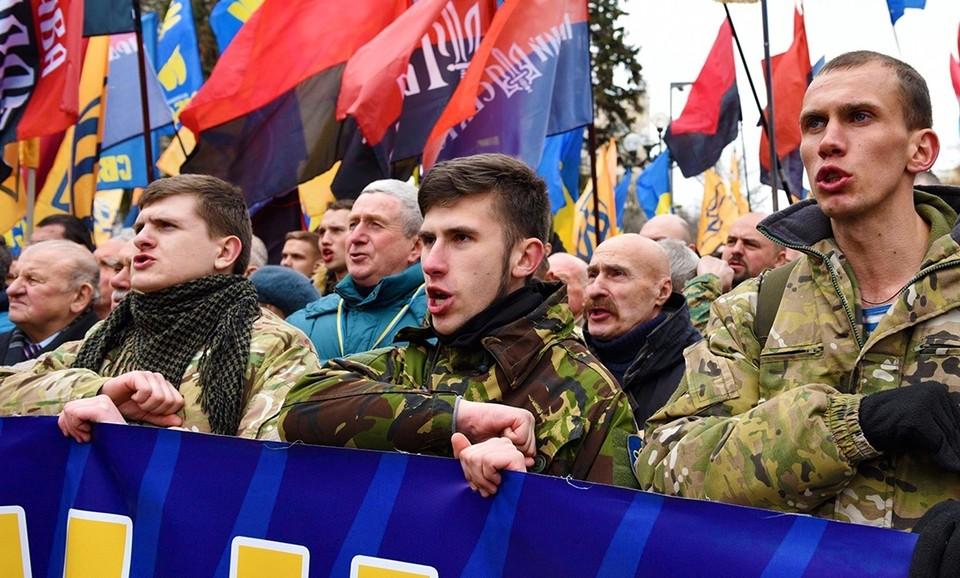 В Киеве приветствуют нацизм и предъявляют претензии России. Фото: архив «КП»-Севастополь»