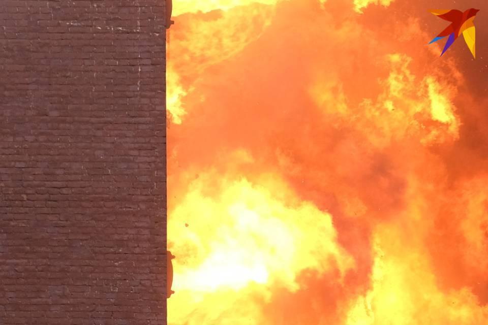 Сразу несколько крупных пожаров случилось в Мурманской области.