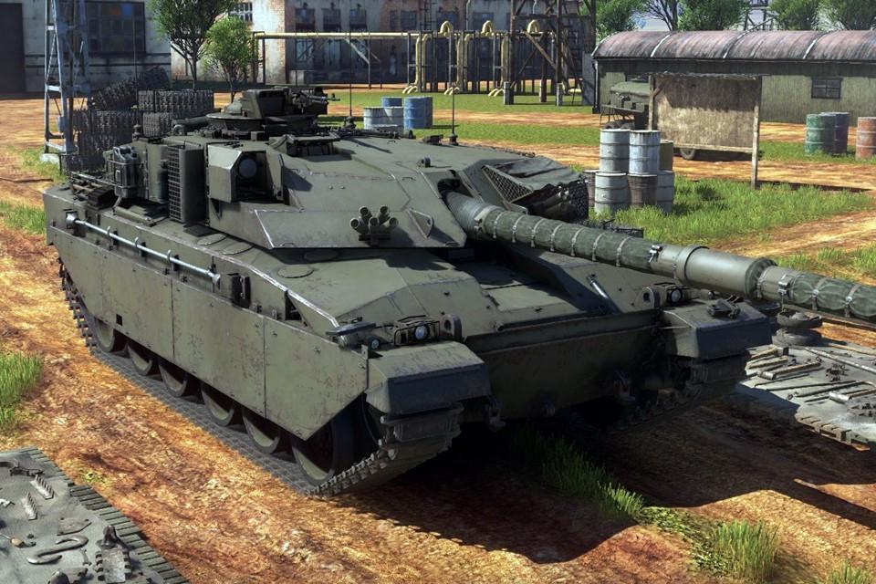 Мужчине не понравилось, как в его любимой игре War Thunder представлен танк Challenger 2