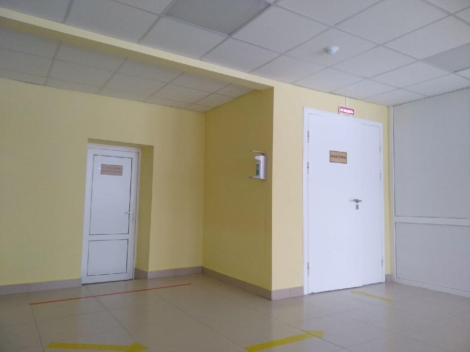 В больницах и стационарах с COVID-19 и пневмониями находится 1 379 человек