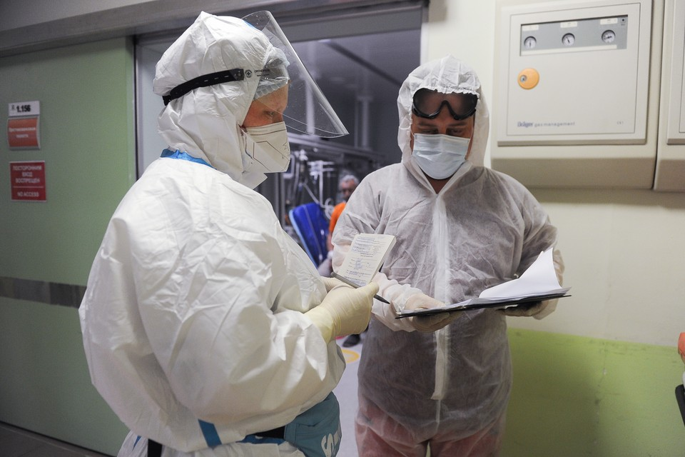 Общее число заразившихся COVID-19 на Ставрополье выросло до 60754
