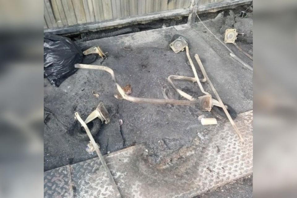 Часть контейнеров удаются восстановить, но в большинстве случаев они полностью сгорают еще до приезда пожарных. Фото: cuprit.ru