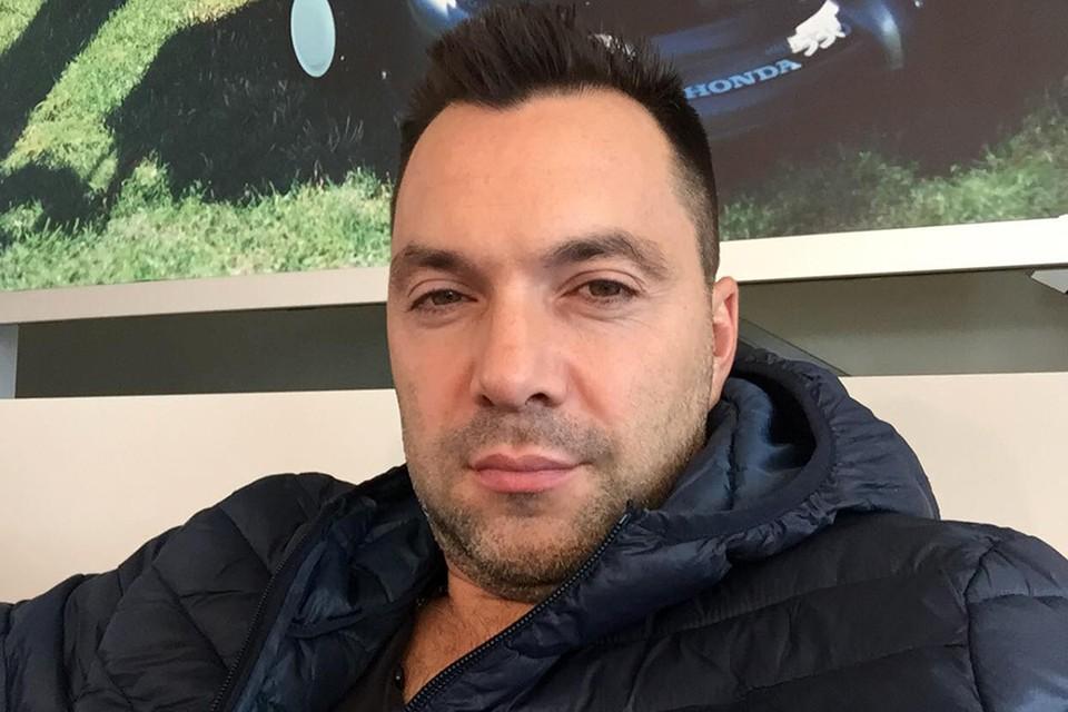 Глава офиса президента Украины Алексей Арестович
