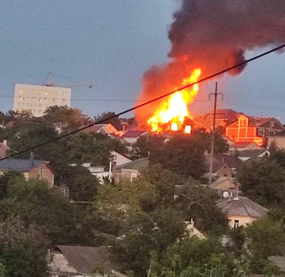 Фото: инцидент Крым, Симферополь, Севастополь ДТП
