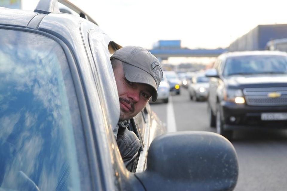 В Новосибирске уровень пробок на дорогах утром достиг 3 баллов.