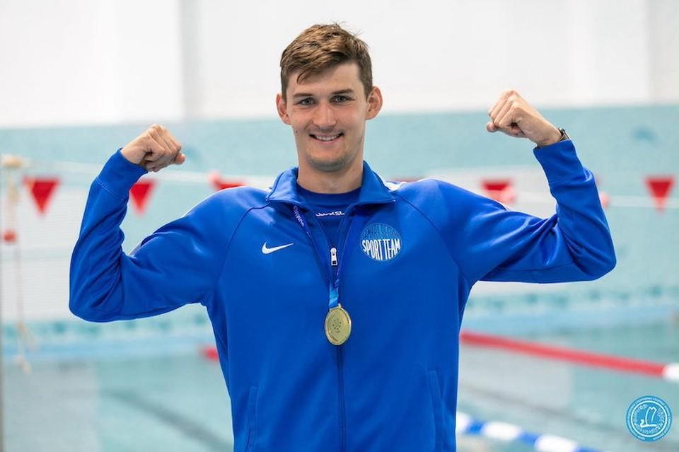 Самарский пловец Александр Кудашев выступит на Олимпиаде в Токио