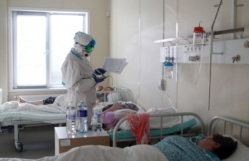 Восемь жителей Башкирии подключено к ИВЛ из-за COVID-19