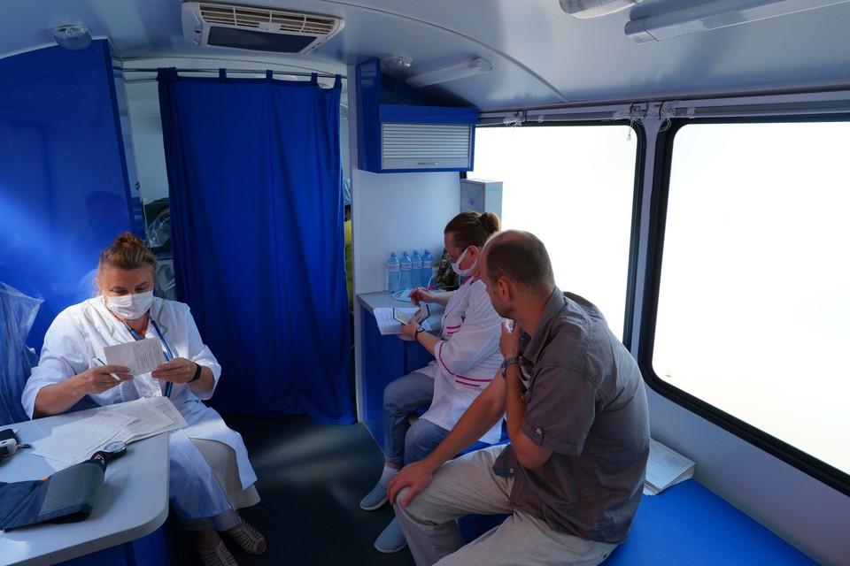 17 и 18 июля в Орле привились от коронавируса более 660 человек