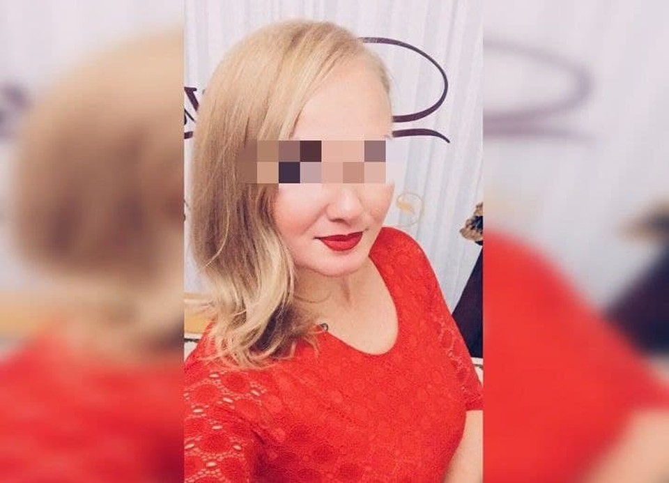 Женщину похоронили в ее юбилей, ей исполнилось 35 лет. Фото: личная страница Вконтакте.