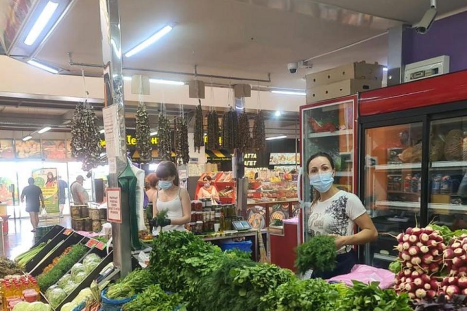 Мониторинг провели на 9 розничных рынках. Фото: сайт администрации Ростова