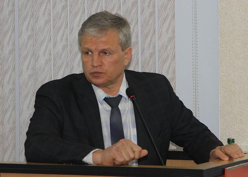 В Брянском облсуде рассмотрели апелляции экс-председателя городского комитета по ЖКХ Игоря Гинькина.
