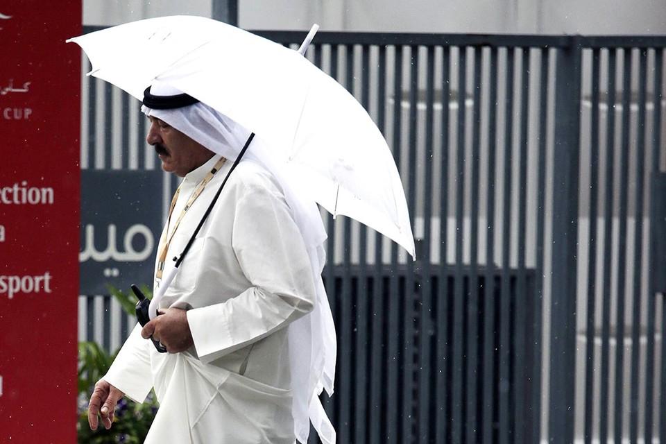 Cильные ливни уже привели к потопам в ОАЭ и Саудовской Аравии. Такого даже самые старые жители региона не припомнят.