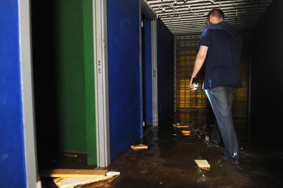 Корреспонденты «КП» в Петербурге» побывали в подземной тюрьме во Всеволжском районе.