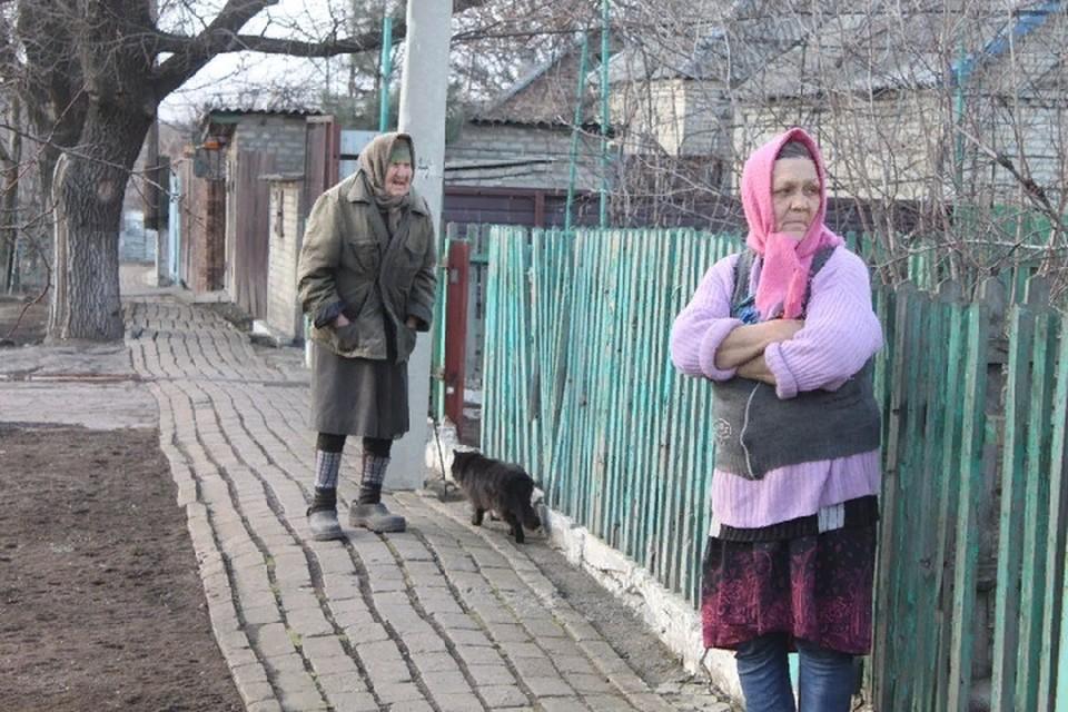 Окраины Донецка - вновь под обстрелом украинской армии