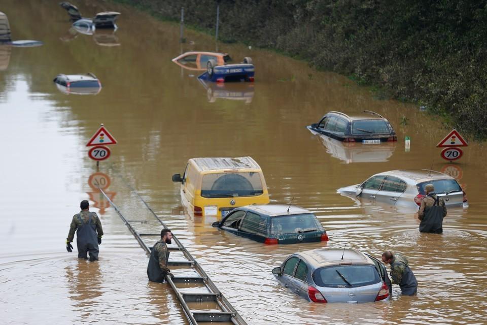 «КП» – о наводнении в Германии
