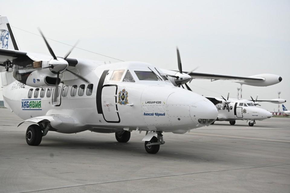 «Хабаровские авиалинии» закупили новые самолеты
