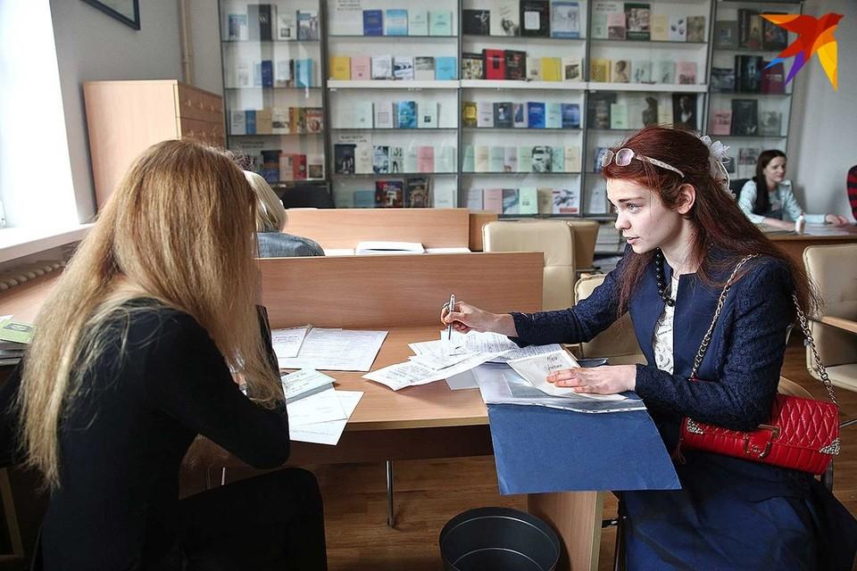 В Беларуси 20 июля в вузах начинается прием документов