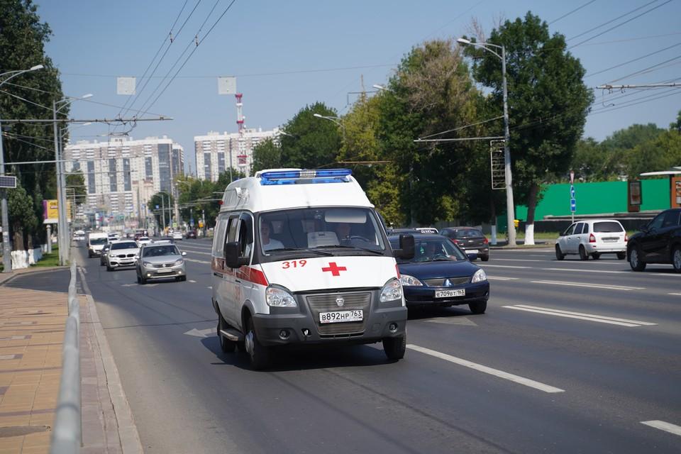 Пешеход с травмами был доставлен в медицинское учреждение, где впоследствии скончался.