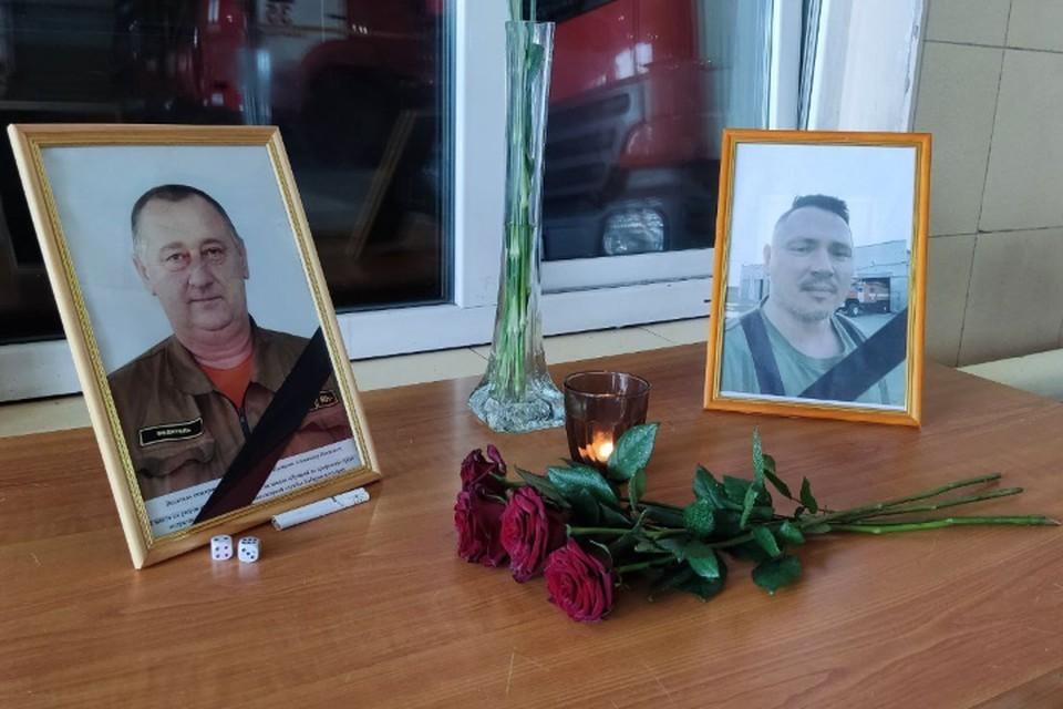 Семьям погибших в ДТП пожарных выплатят по 3 миллиона. Фото: комитет правительства Хабаровского края по гражданской защите