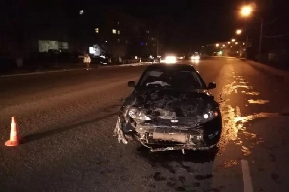 От полученных в ДТП травм ребенок скончался в больнице на следующий день Фото: УГИБДД по Свердловской области