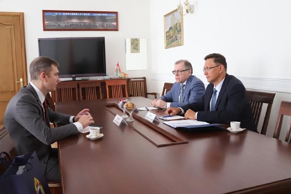 Эксперты пробудут в Минске до 22 июля
