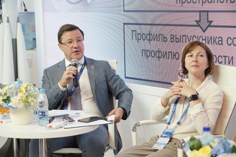 В Самарской области готовы работать с компаниями, развивающими частную космонавтику