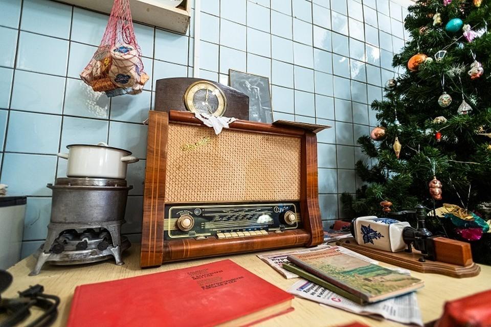 Тысячи уральцев продолжают пользоваться радиоточками