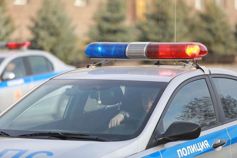 В Красноярске погоня полицейских за водителем без прав закончилась стрельбой