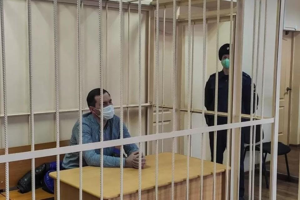 Андрей Осипов остается под домашним арестом.