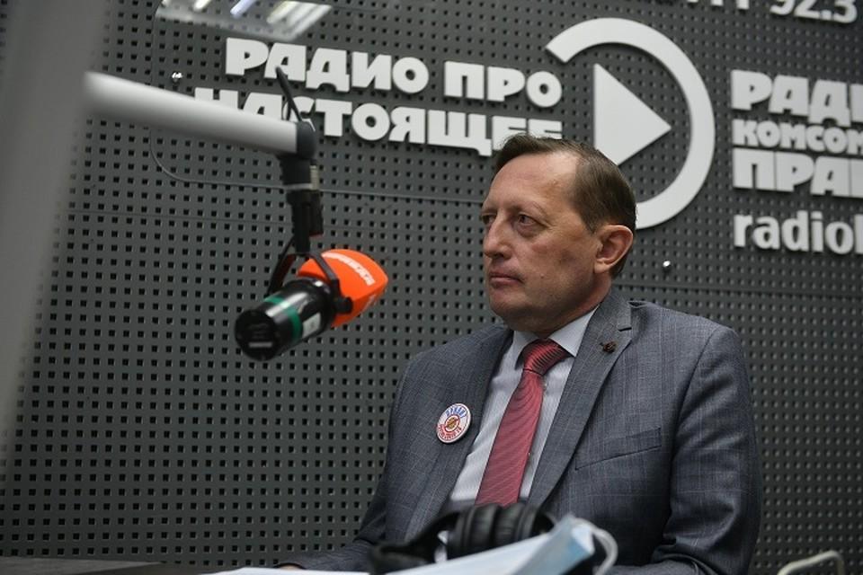 Павел Креков призвал уральцев не расслабляться и соблюдать меры предосторожности