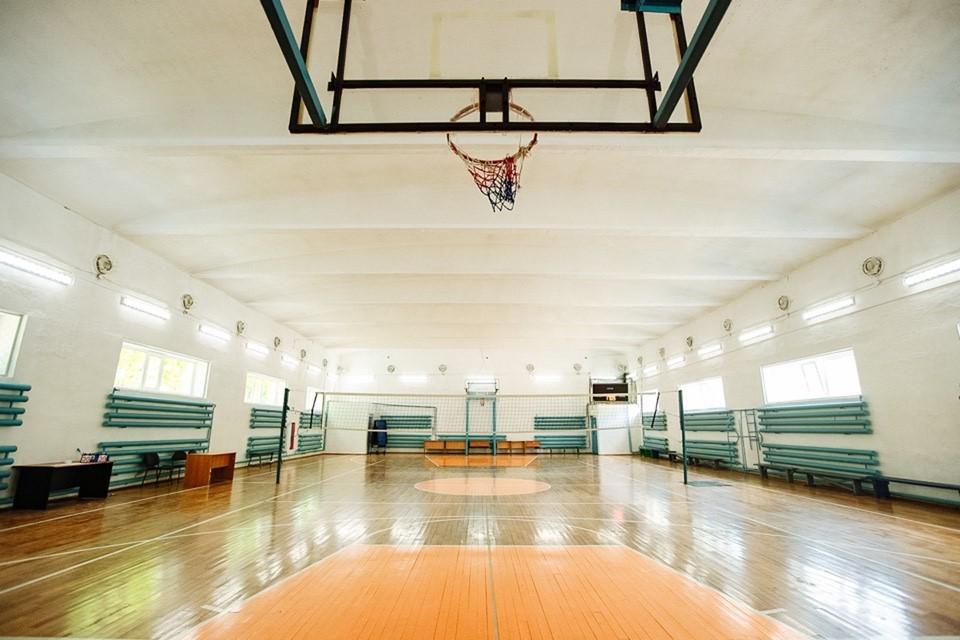 В сельских школах региона по нацпроекту «Образование» модернизируют 11 спортивных залов. Фото: пресс-служба правительства Амурской области.