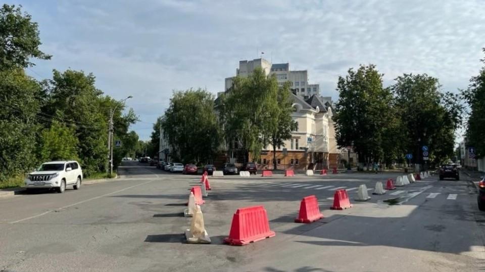 Бывшая парковка станет общественным пространством для отдыха в центре города