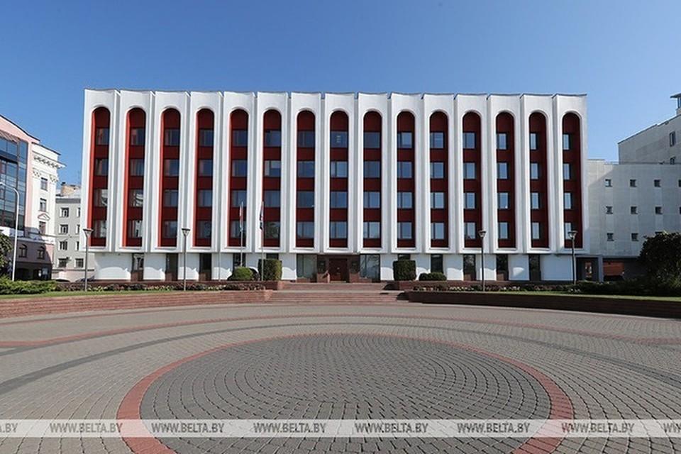 В МИД Беларуси прокомментировали визит Светланы Тихановской в США. Фото: БЕЛТА
