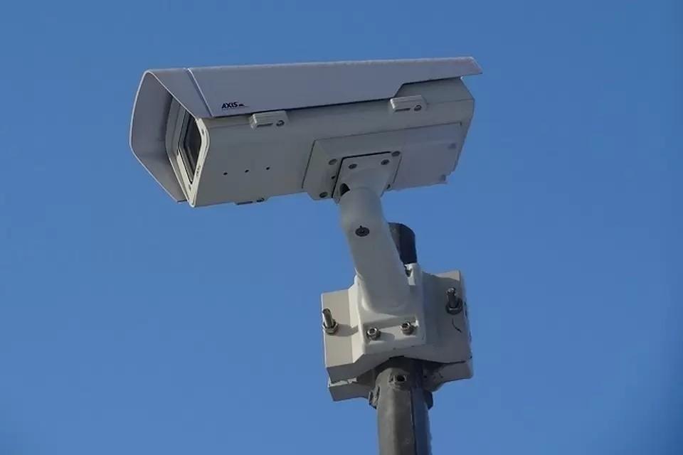 Камеры будут установлены на дорогах в регионе.