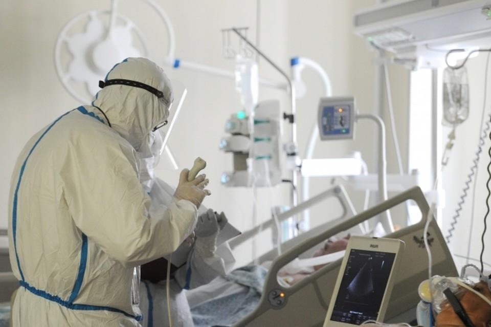 В Коми увеличилось число инфицированных COVID-19